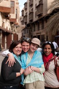 girls in egypt