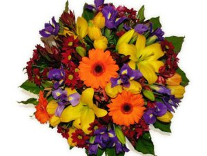 vibrant-mixed-bouquet